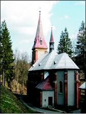 farní kostel Povýšení Sv.Kříže