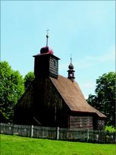 filiální kostel Sv. Michaela Archanděla